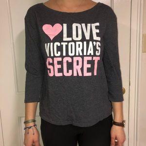 ⭐️NEVER WORN ⭐️ Victoria's Secret pajama shirt